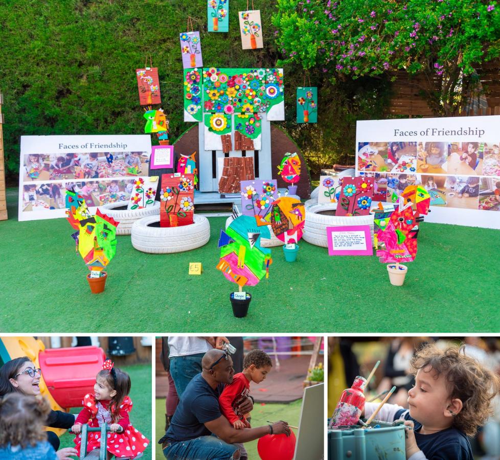 """Λευκωσία, Κύπρος - 22 Μαρτίου, 2019   Μέσα από τα μάτια ενός παιδιού βλέπουμε τον κόσμο όπως θα έπρεπε να είναι. Τα ταλαντούχα παιδιά του The Giving Tree Center εξέφρασαν την δημιουργικότητα τους μέσα από την έκθεση τέχνης """"Only One You"""" - Through the Looking Glass όπου ευαισθητοποίησαν και συγκέντρωσαν έσοδα για τα παιδιά της Τανζανίας στην Αφρική. Είμαστε περήφανοι για τη γενναιοδωρία και δημιουργικότητα αυτών των ταλαντούχων παιδιών και ευχαριστούμε την Κα. Melanie-Nichole Pappas και την ομάδα της για την οργάνωση αυτής της πανέμορφης εκδήλωσης."""