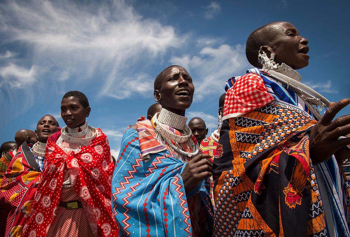 Τανζανία, Αφρική - 5 Μαίου, 2019   Σήμερα γιορτάζουμε την 'Παγκόσμια Ημέρα της Αφρικανικής Πολιτιστικής Κληρονομιάς' μιας ξεχωριστής ημέρας που κήρυξε η UNESCO για να τιμήσει την αρχαία και πανέμορφη πολιτιστική κληρονομιά του λίκνου της ζωής, της Αφρικής.