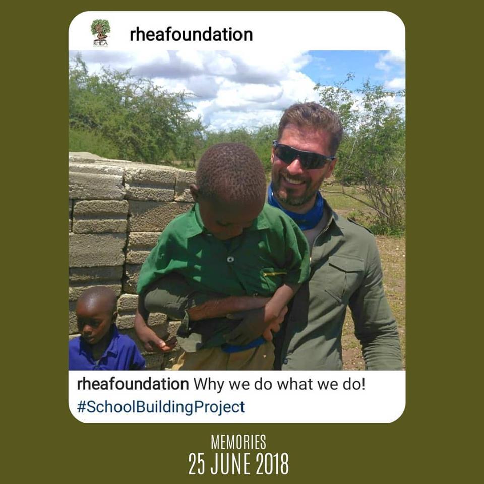 Τανζανία, Αφρική - 25 Ιουνίου, 2019   Για παραπάνω πληροφορίεσ για το τί κάνουμε δείτε την ιστοσελίδα μας - ( www.rhea-foundation.org )