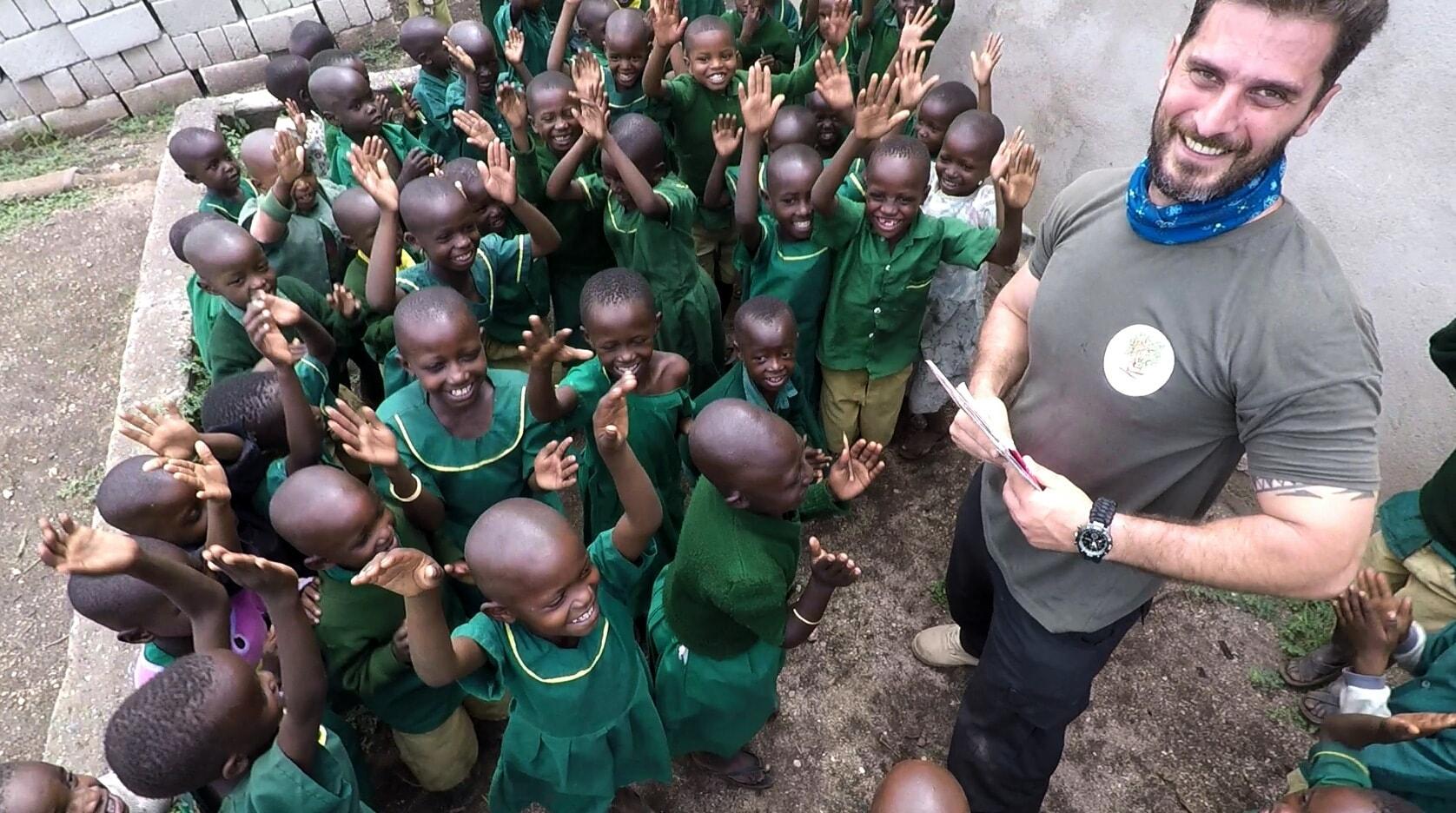 Τανζανία,   Αφρική - 2 Ιουλίου, 2019   Για συνεισφορές στο χτίσιμο ενος καλύτερου μέλλοντος για τους λιγότερο ευνοήμενους πατήστε το κουμπί εισφορές και για πληροφορίες σχετικά με το τι κάνουμε περιηγηθείτε στη σελίδα μας.