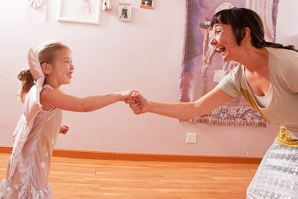 """""""Our students have fun as they learn about themselves and the world through movement and dance."""""""