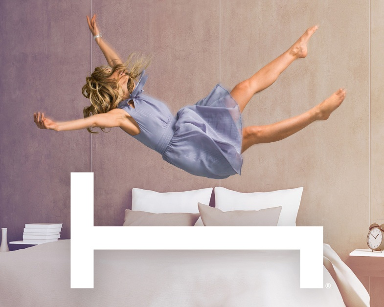 HotelTonight - Jump Into Bed