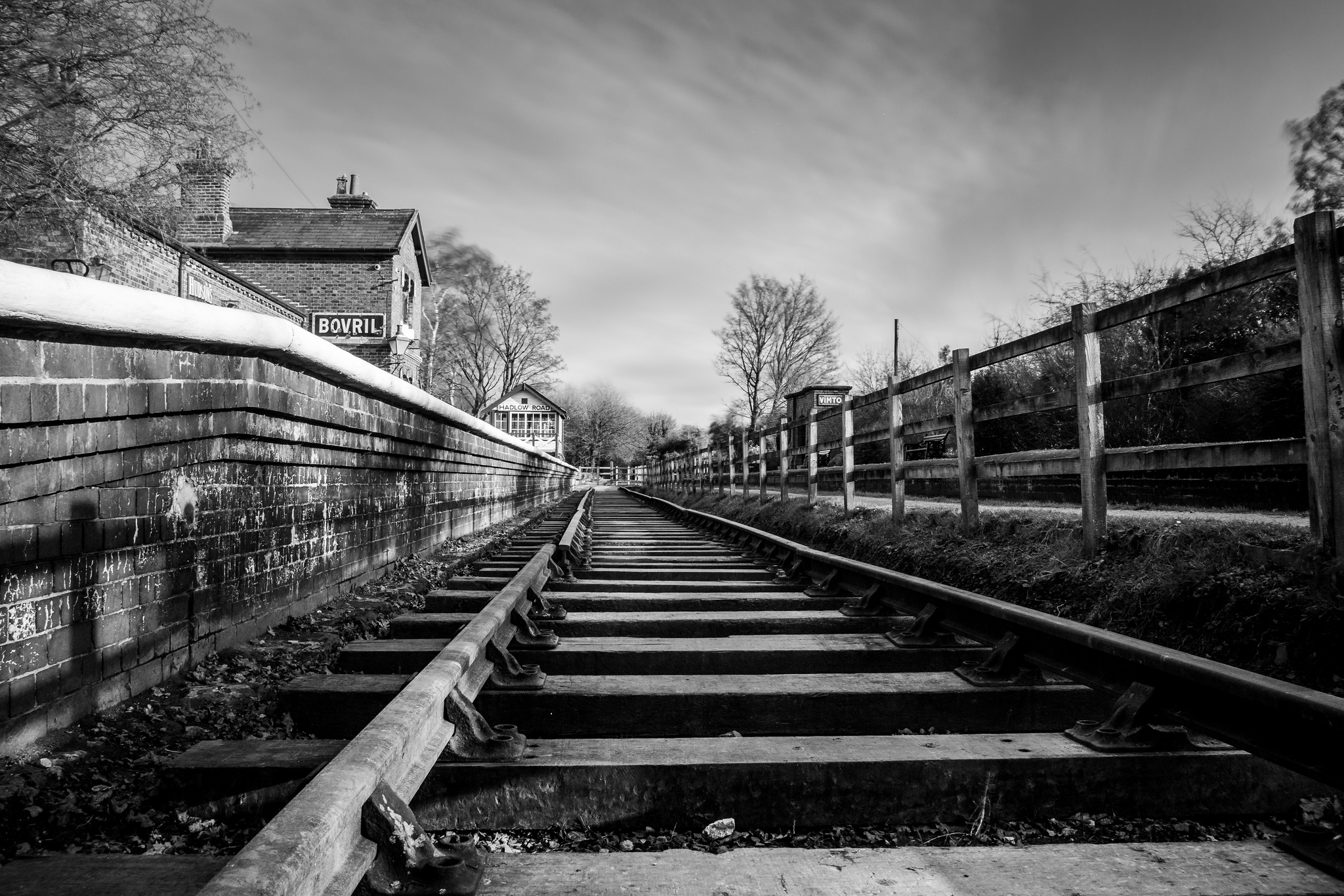 On The Rails