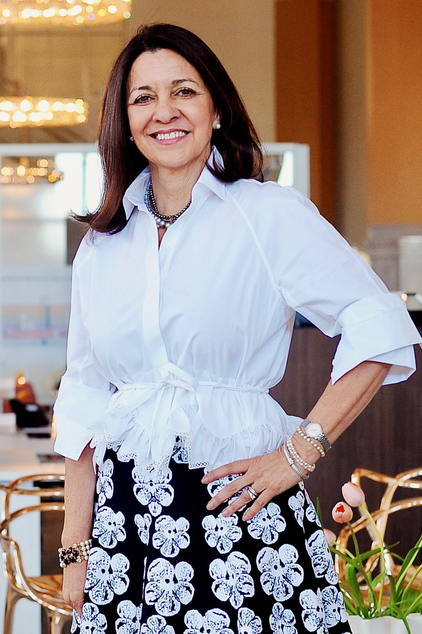 Maria Griego-Raby, President & Principal