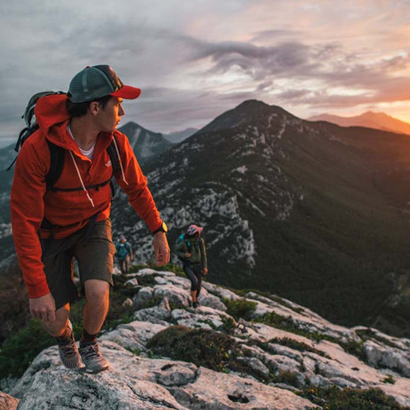 Introducing a stunning new line of hiking gear. Our brand allows you to Never Stop Exploring.