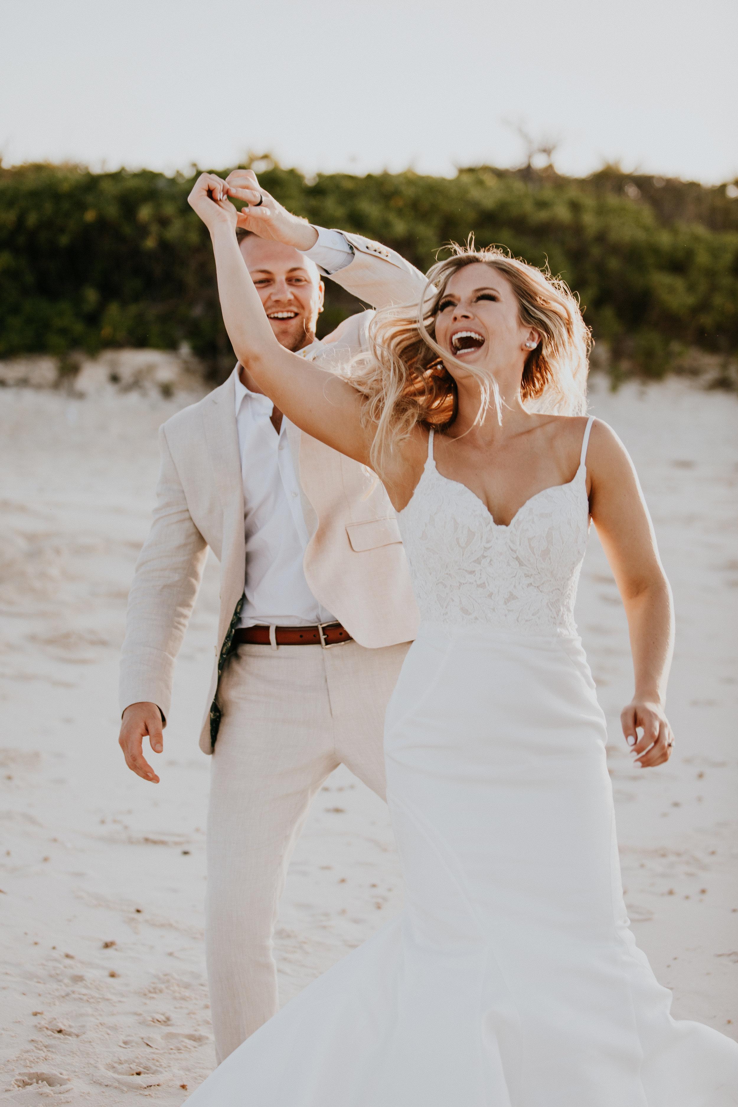 WEDDINGSkailee & zac - Great Guana Cay, Bahamas