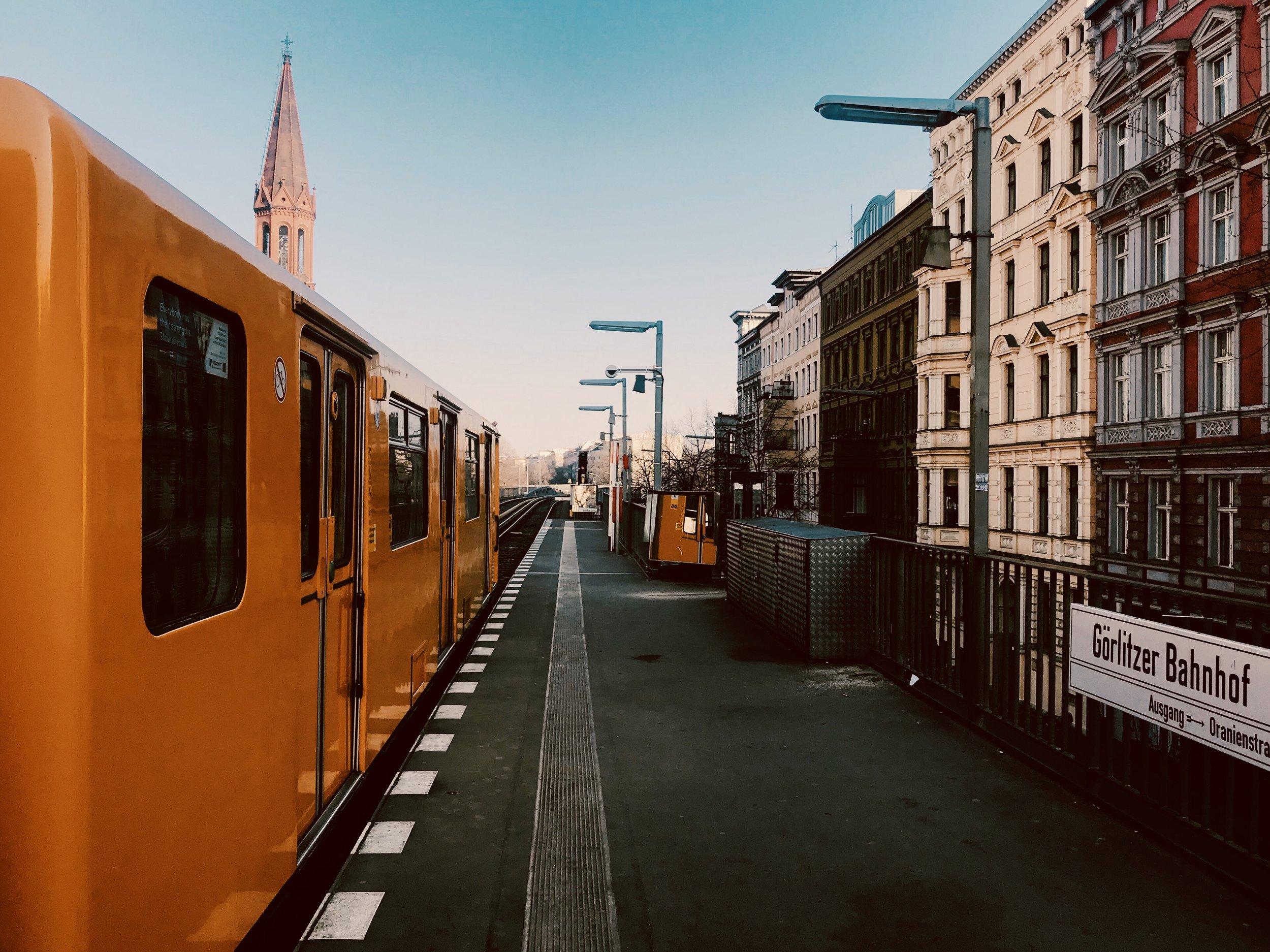 A design hunt of Berlin -