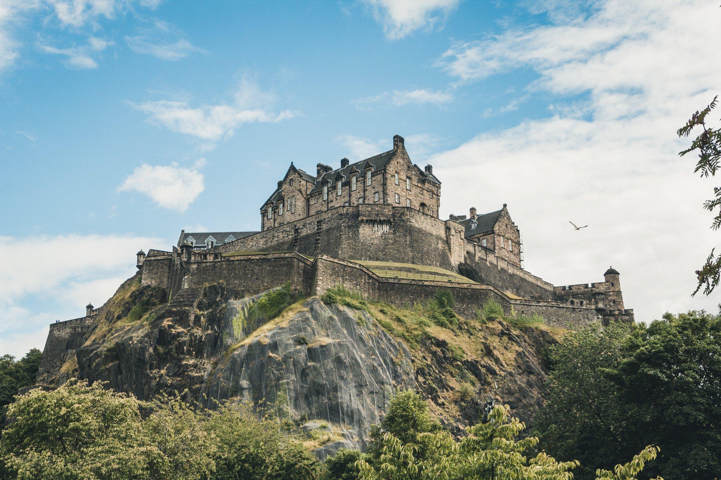 Design for the Edinburgh Fringe -