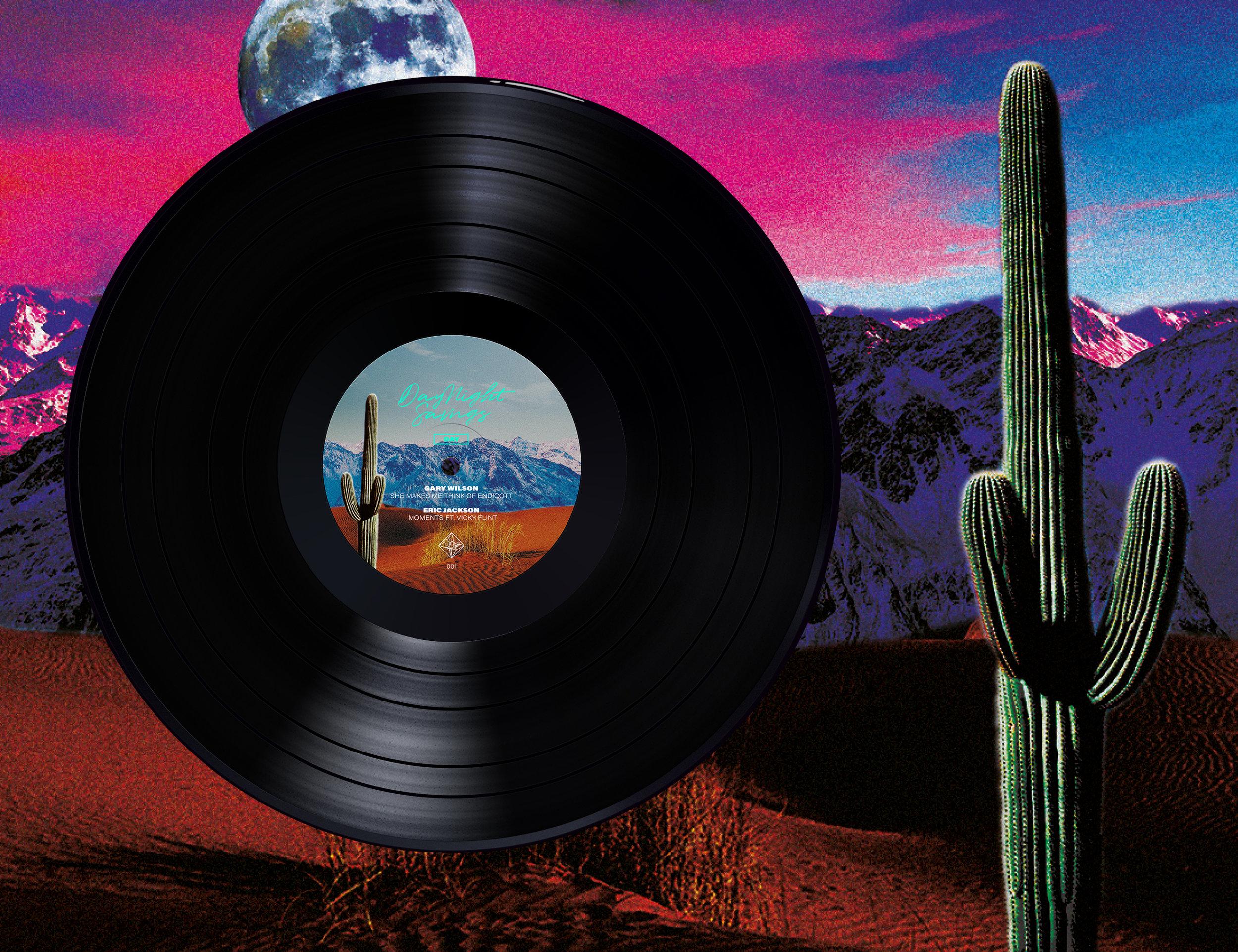 Laura Whitehouse Freelance Graphic Designer Edinburgh Vinyl Music Poster