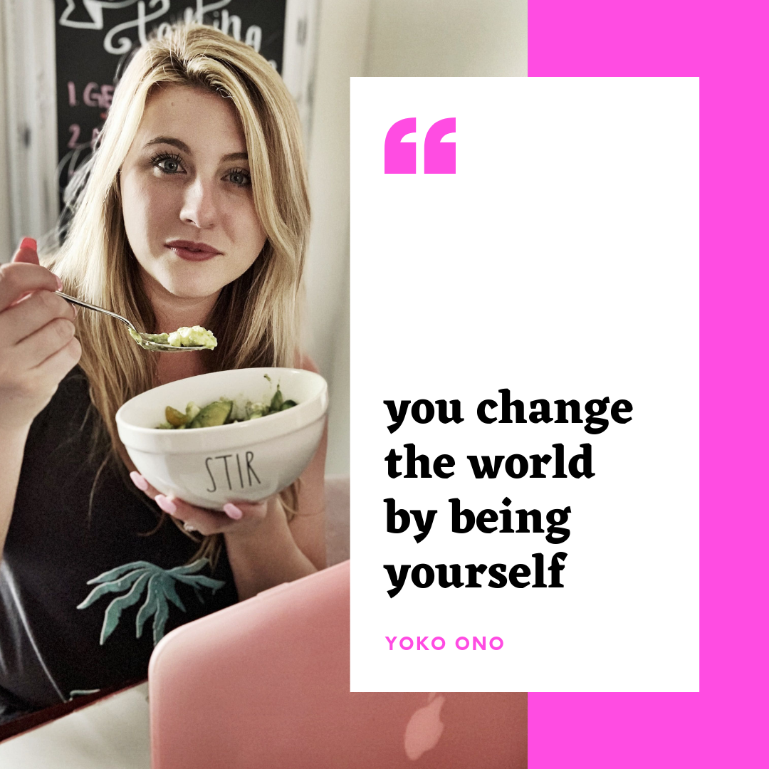 you change the world by being yourself.png
