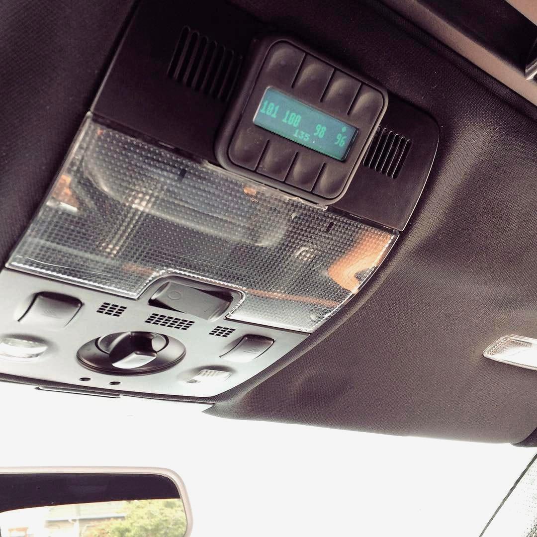 Audi- Custom Headliner