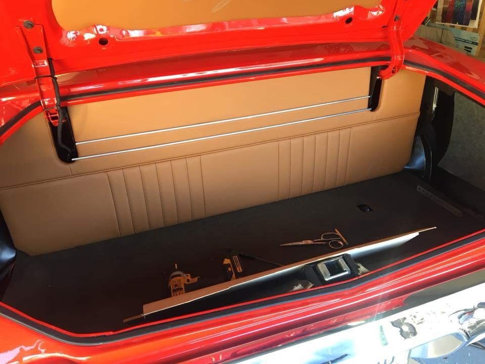 Buick - Custom Trunk