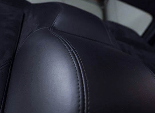 68 Camaro High Quality Leather Stitching