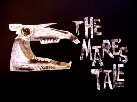 The Mare's Tale, directed by Clive Hicks-Jenkins, music by Mark Bowden.  Story-telling, music, puppets…  Clive says some nice things about me here:  https://clivehicksjenkins.wordpress.com/2013/09/01/yshani/