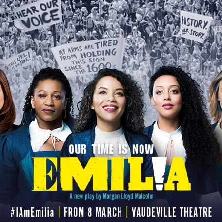 Emilia @ Vaudeville Theatre  https://www.nimaxtheatres.com/shows/emilia/   MD, voice, keys. flute
