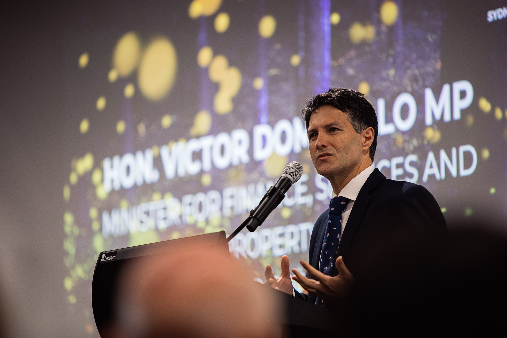 Hon. Victor Dominello MP