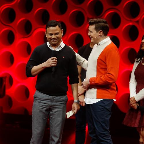 (Pictured right): Sayee Ganjekar