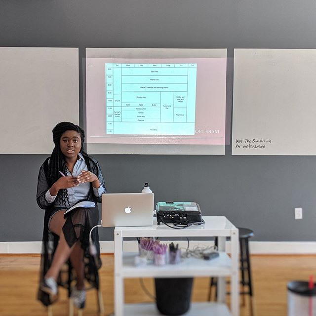 "Have you ever felt like your day just got away from you? You were super busy but somehow didn't get anything done? •• Last week, I led a workshop on Weekly Workflows. We explored how you can set yourself up for success - as a business owner or busy professional. •• How do you ""flow"" at work?"