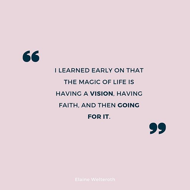 We're more than half way through 2019. What's your vision for the rest of the year? 💡
