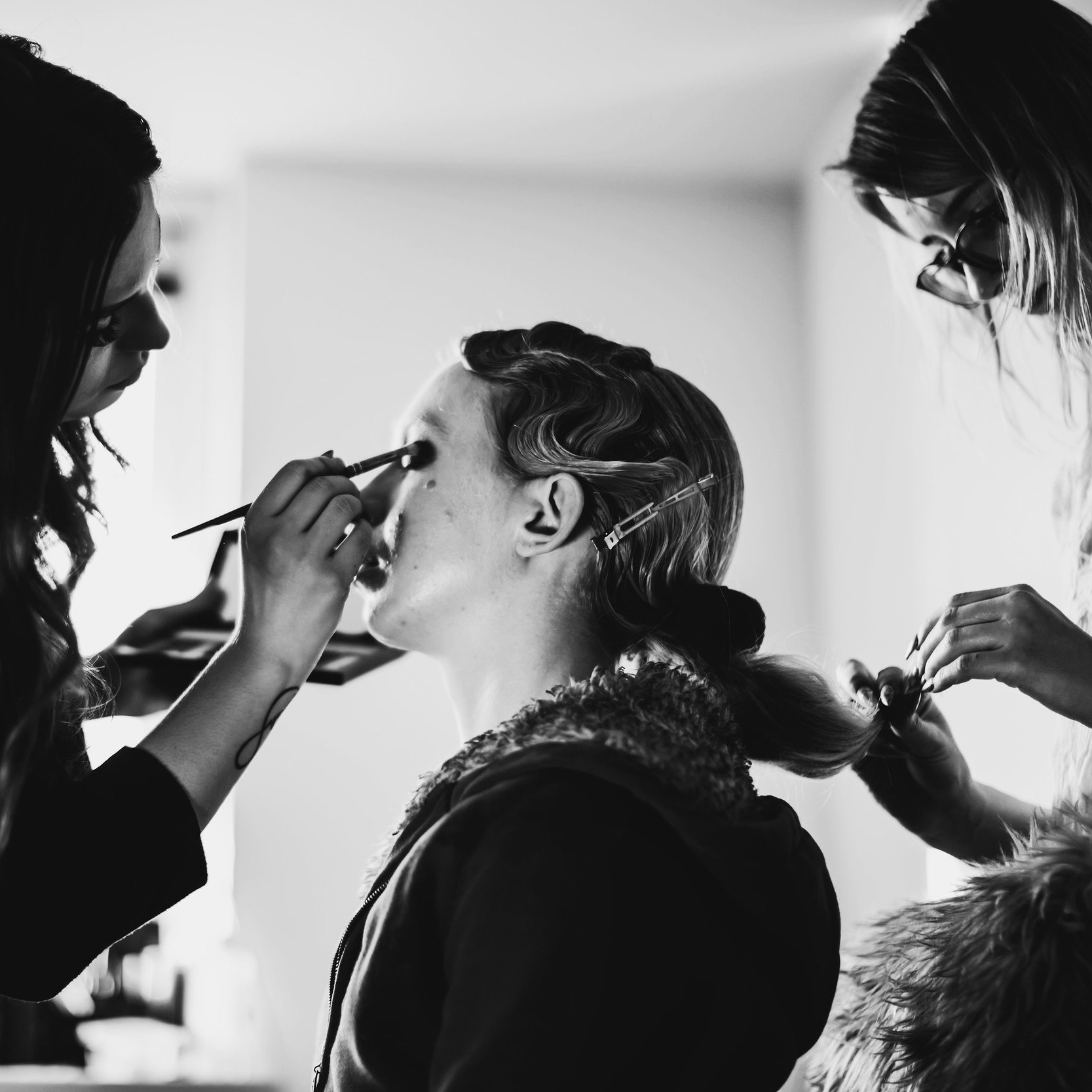 Vancouver Wedding Makeup & Hair