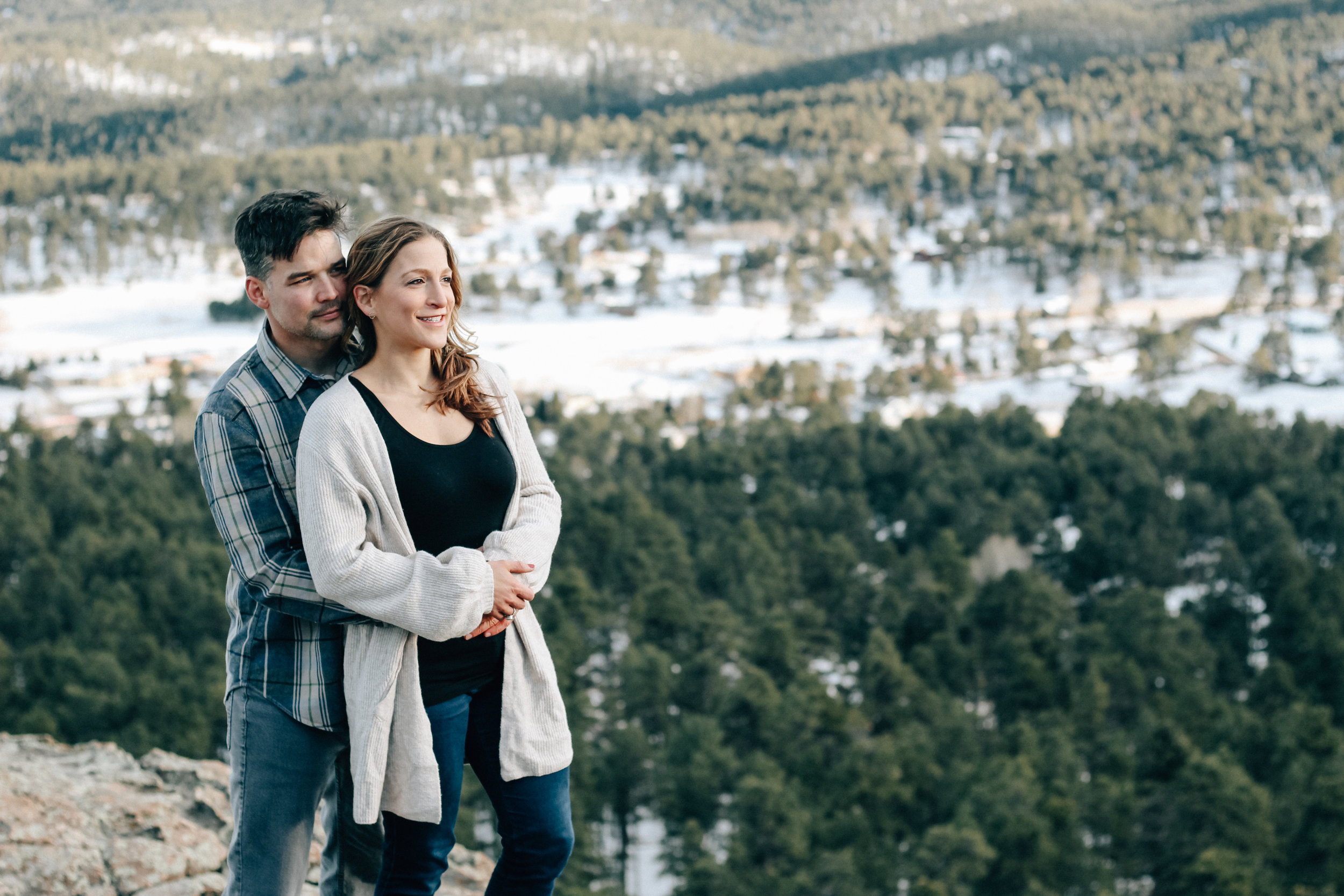 Engagement - $225 - Includes 2 hour photography session at location of your choice, 2 outfit changes, and 50-100 digital prints delivered in one week