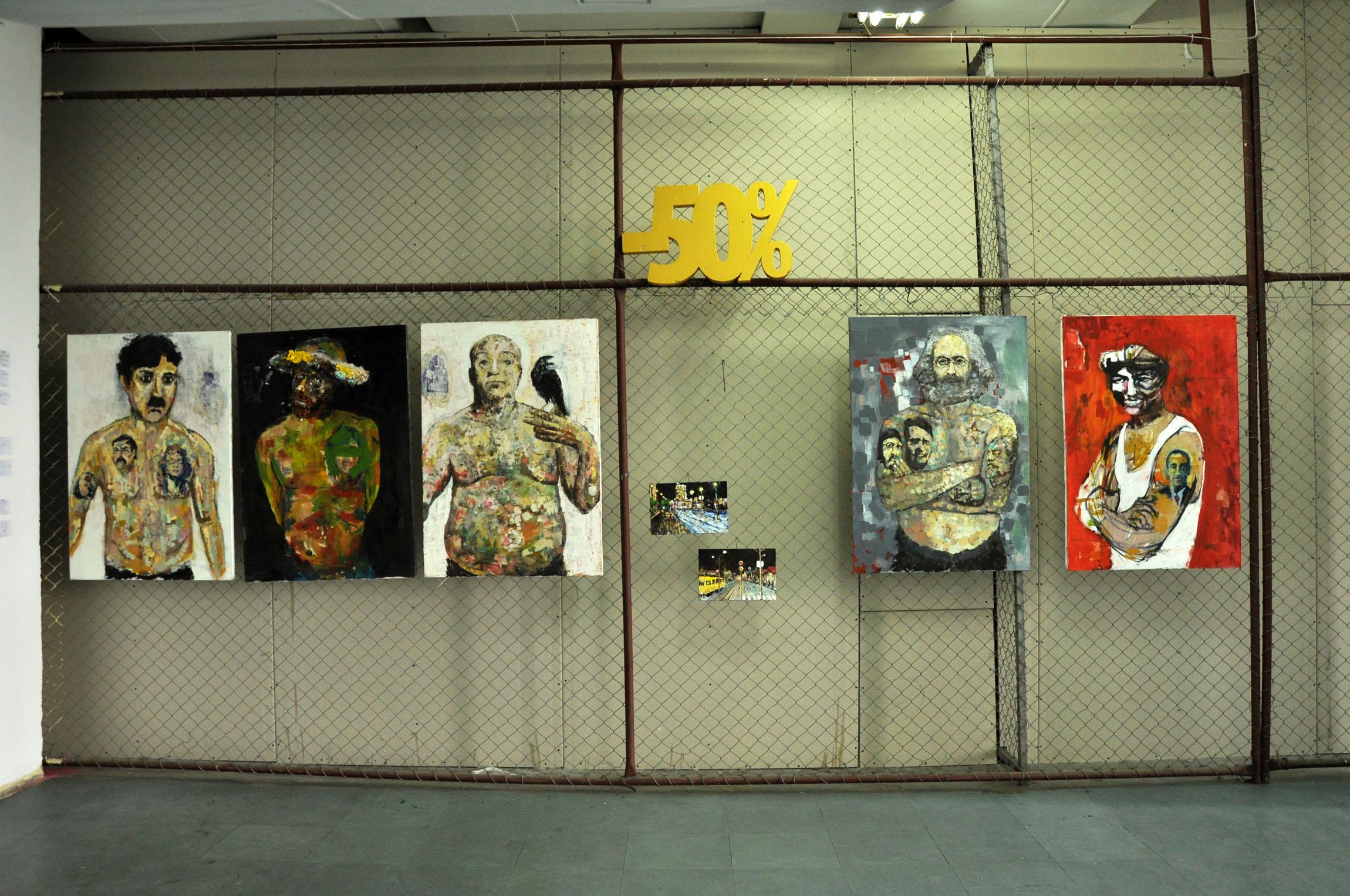 Studio 8 - 2013, Darko Omcikus