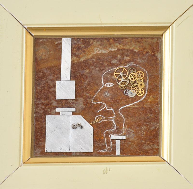 11th International Biennial of Miniature Art - Gornji Milanovac 2012 | Bojović Bogoje, Serbia