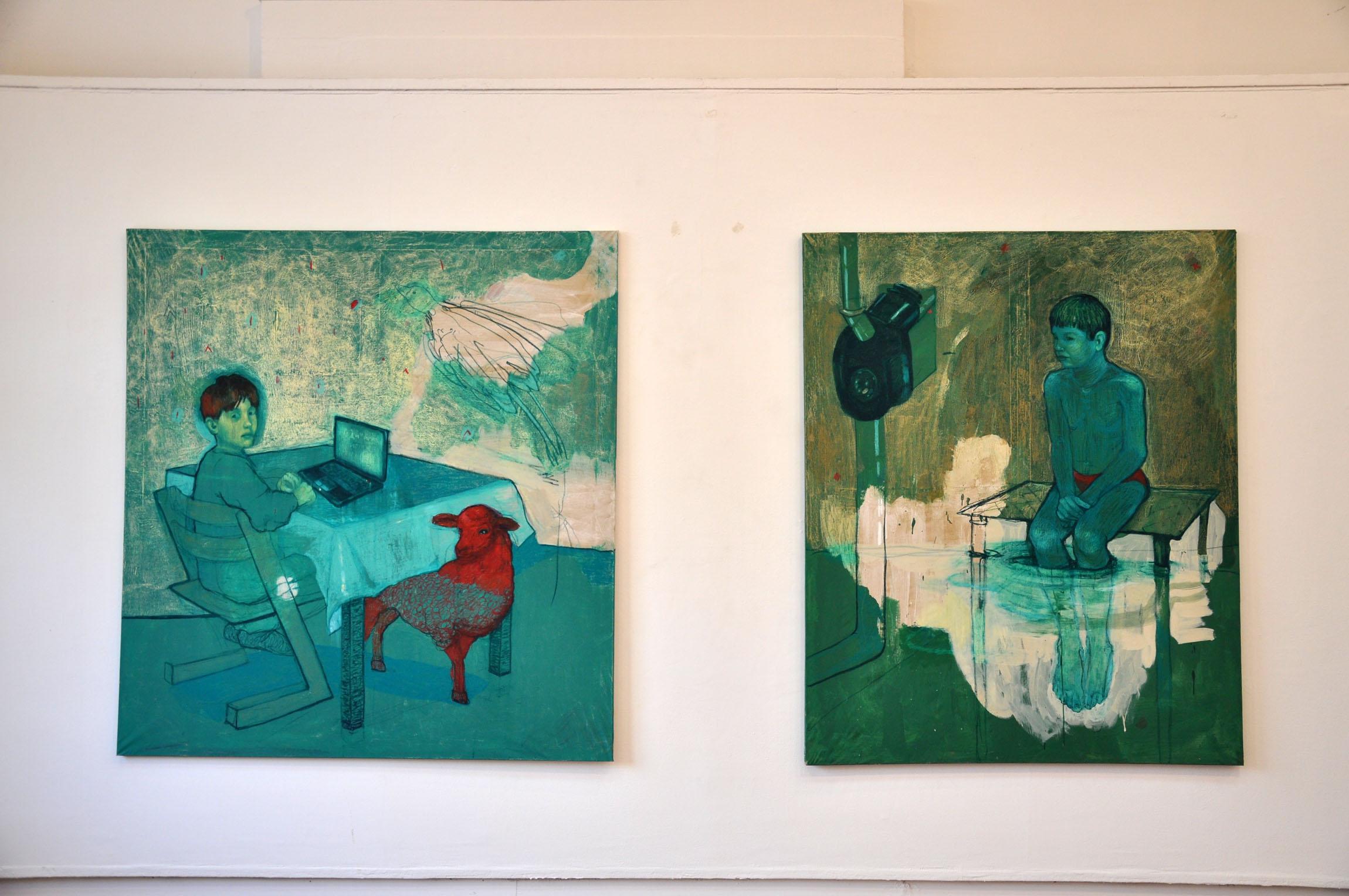 Valedictorian Art Exhibition, Milica Lazarevic