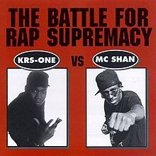 A collection of songs by KRS-One and MC Shan, released in 1996