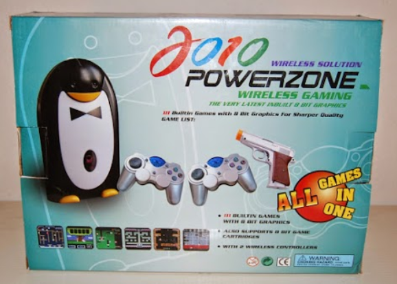 Although it's from 2010, it's exactly as I remembered it. Also, do those controllers resemble the PSX ones?  Image from Super Retro Bros.