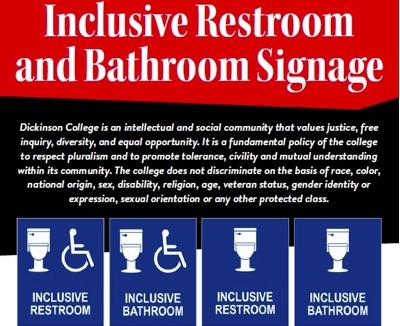 "Dickinson College, ""Transgender & Non-Binary Visibility"""
