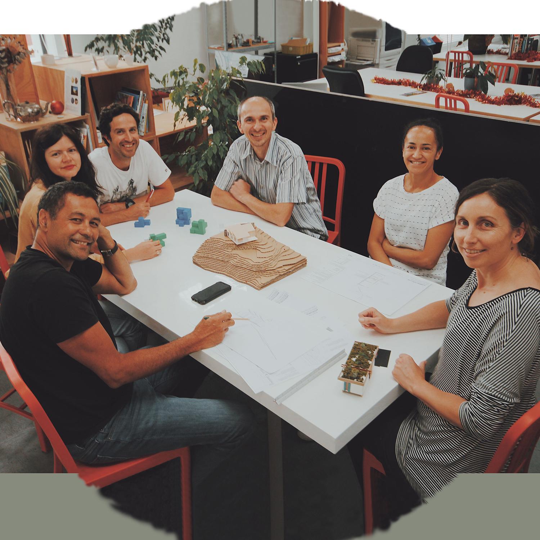 Waka Group - wakagroup.co.nzChris Phillips, Deb Hetet, Keni Hetet, Tina Chase