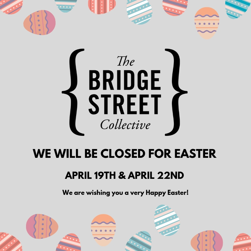 We will be closed for Easter but we will re-open on Tuesday the 23rd of April. To book in for a trial or for our drop-in rates;  book here!