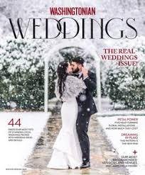 Washingtonian Weddings