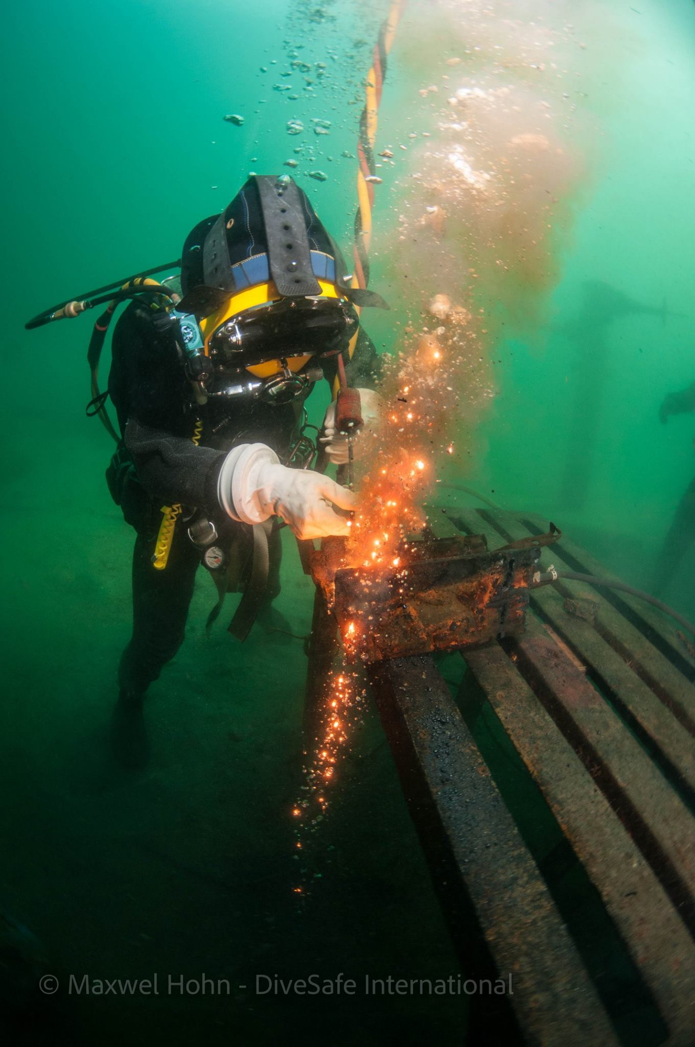 Under Water Welding -
