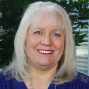 GWYN JACKSON - ADMINISTRATIVE ASSISTANT, WITH FCF SINCE 2010