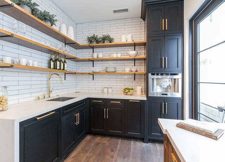 New kitchen any one?