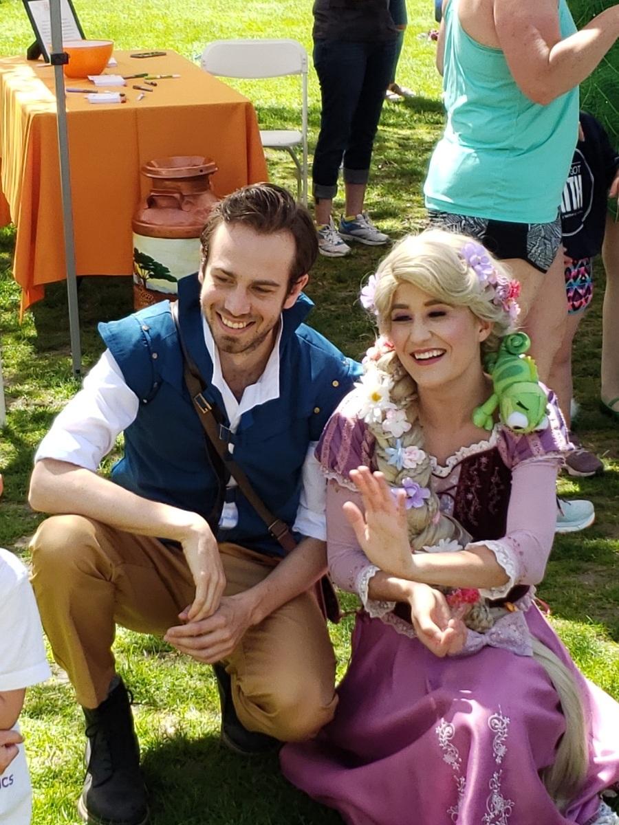Lantern Princess's Prince -