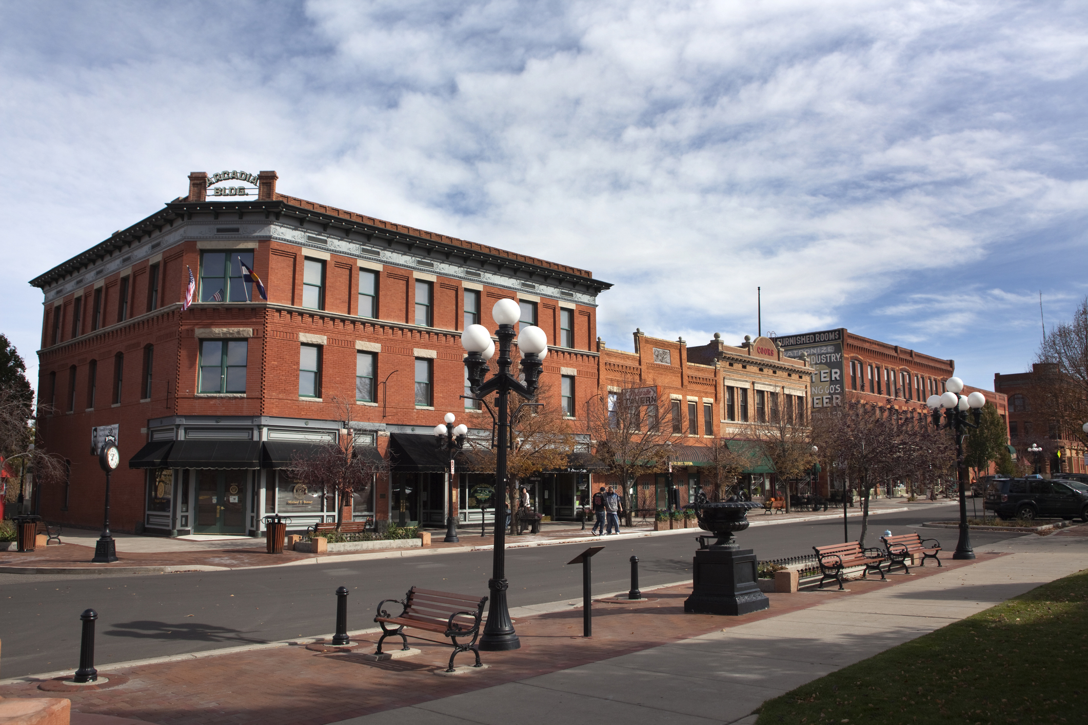 The Union Avenue Historic District is part of Pueblo's Creative Corridor, an area of the city where you'll find galleries, cafes, sculptures, live music and museums, including Buell Children's Museum, ranked the 2nd best children's art museum in the country.