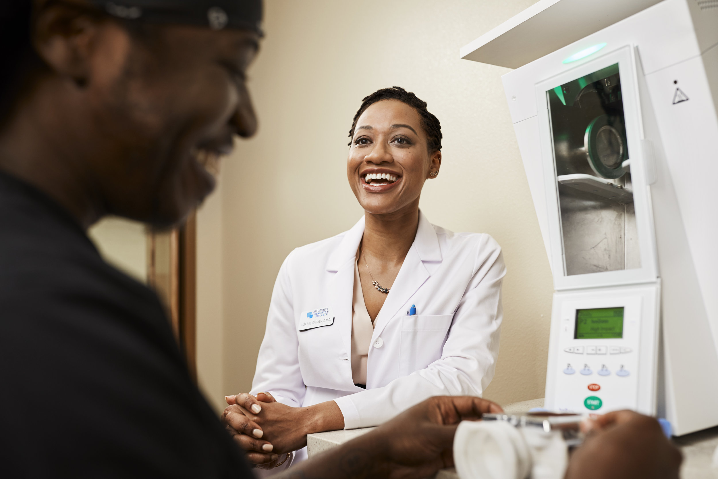 AD&I's standards for continual learning enhance an employee's individual skills and value. For an AD&I doctor, having full trust and confidence in your team's abilities is vital to a practice's success.