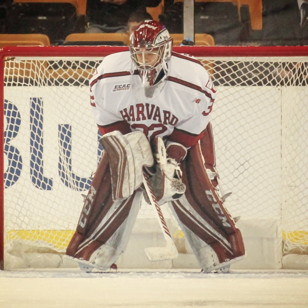 Cam Gornet - Harvard University (NCAA)