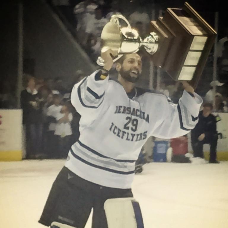 John McLean - Pensacola Ice Flyers (SPHL)
