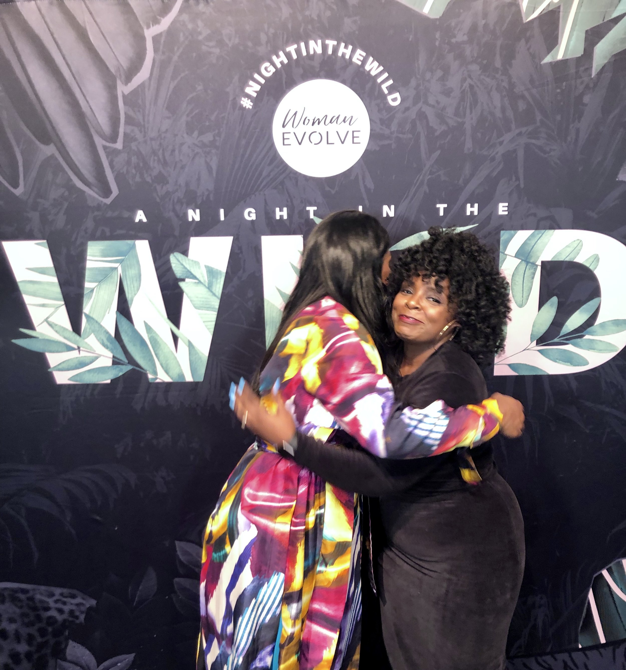 Life- A Night In The Wild with Sarah Jakes Roberts — IamTemoura
