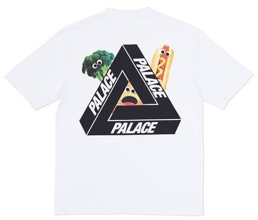 T-Shirt for Palace Skateboards