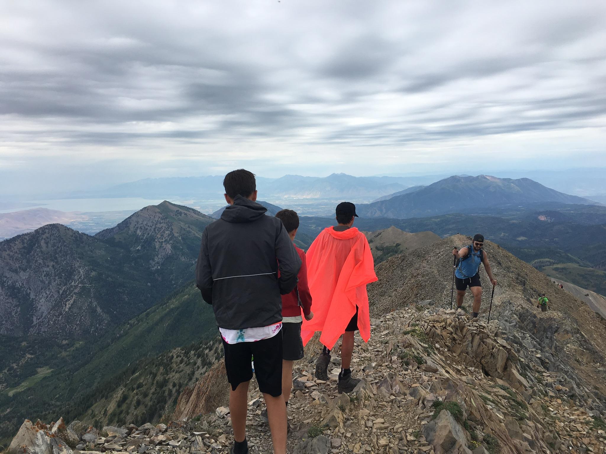 Mt. Nebo Summit