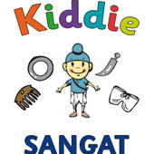 The Gurus Song - Sikh Nursery Rhyme  by Kiddie Sangat