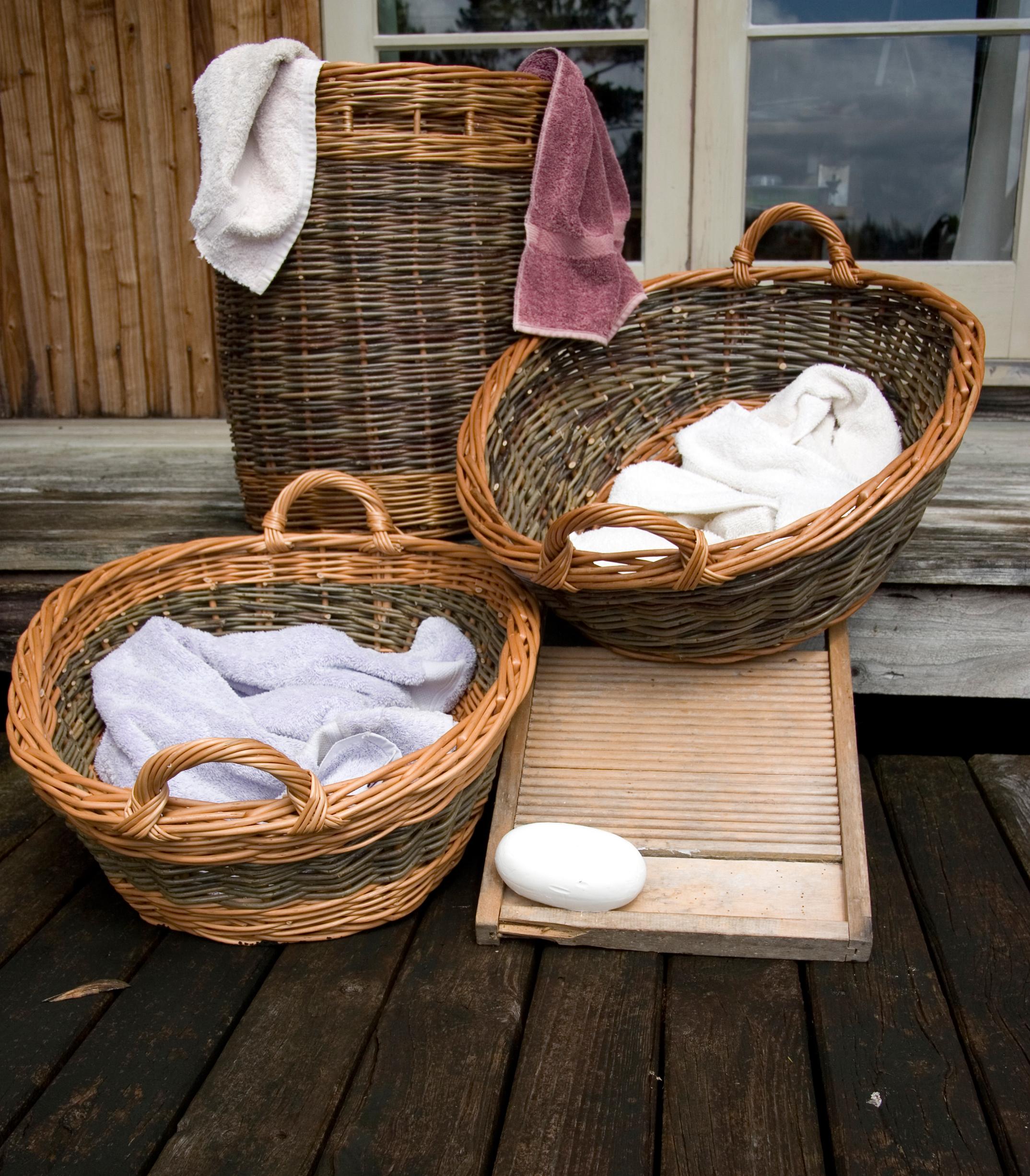 Wash Baskets