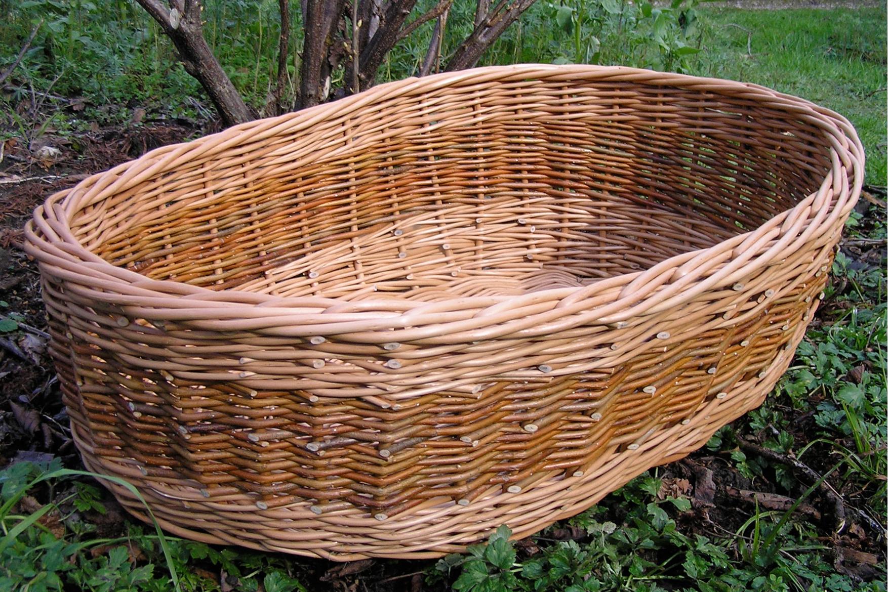 Large pet basket