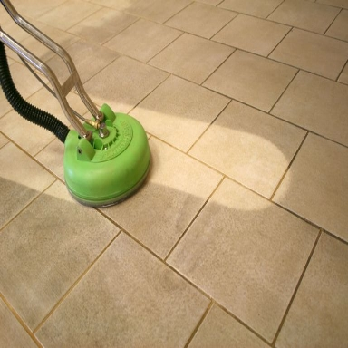 TILE AND GROUT CLEANING - We care about the health of our clients and the world we live in, so by using environmentally friendly products we are doing our part to keep our world healthy for generations to come