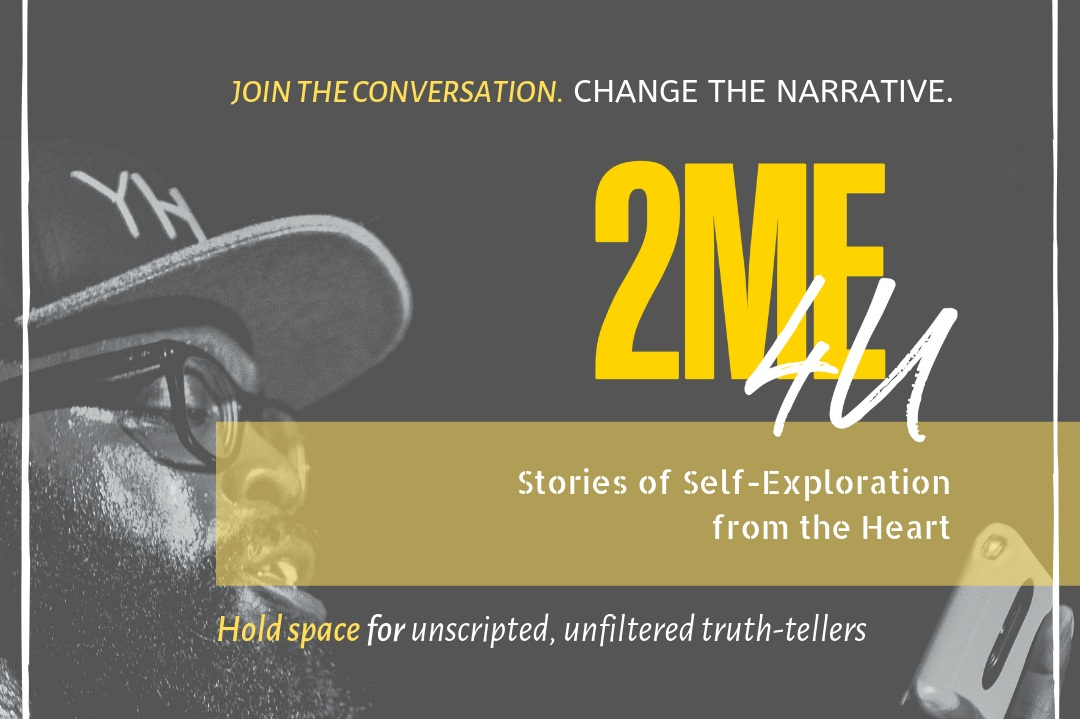 A Series of Stories of Self-Exploration from the Heart  Presented by Creator Denzel Herrera-Davis   NEXT EVENT: Aug 22nd, 2019 7:30 pm - 10 pm | Spirithaus Gallery